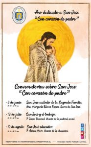 Conversatorios sobre la figura de san José