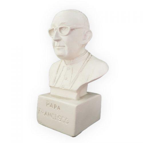 Busto Papa Francisco