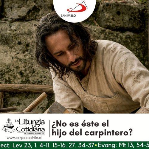 LITURGIA COTIDIANA 30 DE JULIO: De la feria. Verde. San Pedro Crisólogo, o. y d. (ML). Blanco.