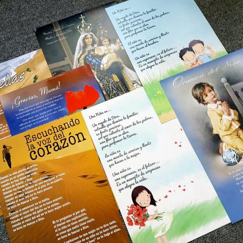 Sets de pergaminos solo en la librería virtual de SAN PABLO