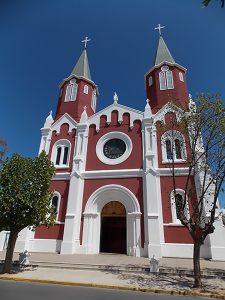 Parroquia San Alfonso, Cauquenes, Región del Maule