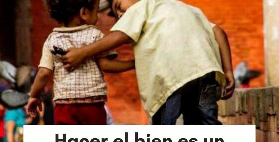 COMENTARIO DOMINICAL: Hacer el bien es un evangelio universal