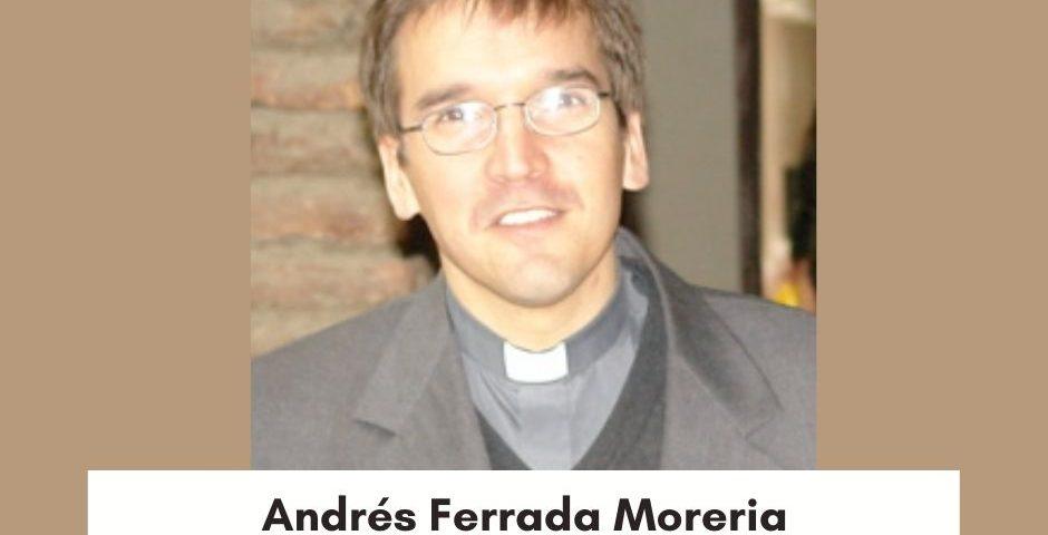 Andrés Ferrada Moreria es el nuevo Secretario de la Congregación para el Clero