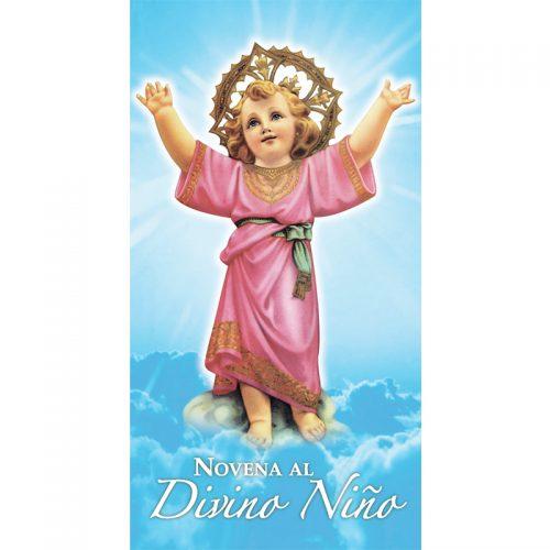 Folleto Novena Al Divino Niño ( 10 unidades)