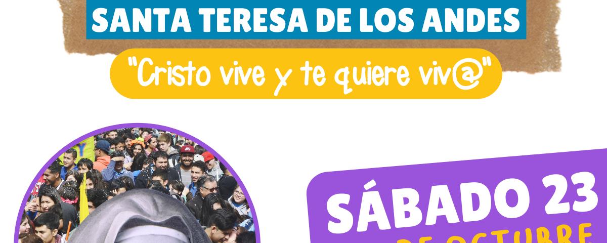 Vicaría de la Esperanza Joven inicia proceso de inscripción para Teresita 2021