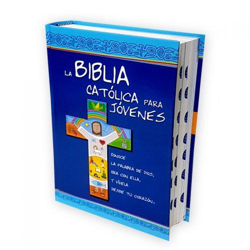 La Biblia Católica para Jóvenes - chica Tapa dura
