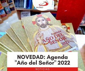 NOVEDAD: Agenda SAN PABLO Año del Señor 2022